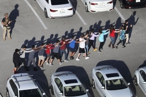 Hollywood Stars Call for Gun Control After School Shooting in Parkland, Florida