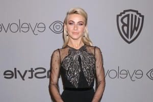 Julianne Hough ditches blonde hair for a fiery look -- See her new color!