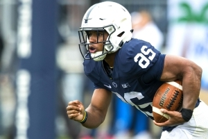 Saquon Barkley's approach to Combine sign of franchise-changing passion