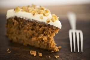 'Ace of Cakes' Says This One Ingredient Will Make Your Carrot Cake Super-Moist