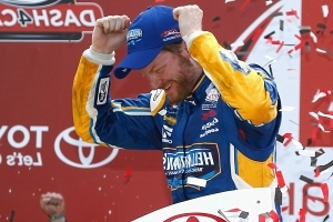 Watch: Dale Earnhardt Jr. narrates awesome 'Legend of Daytona' video
