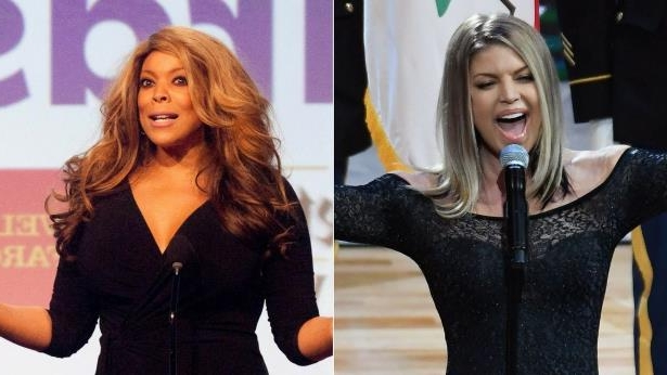 Fergie, Wendy Williams are posing for a picture: Wendy Williams said Fergie needs