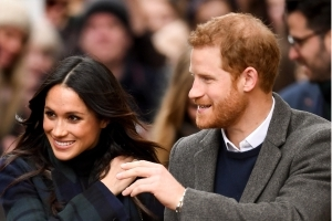 Meghan Markle might have a classic American guilty pleasure at her royal wedding to Prince Harry