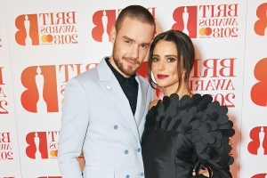 PICS: Liam Payne Kisses Cheryl Cole on Red Carpet After Split Rumors