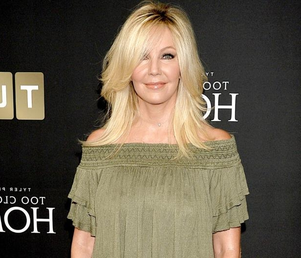 Entertainment Heather Locklear Arrested For Domestic Violence