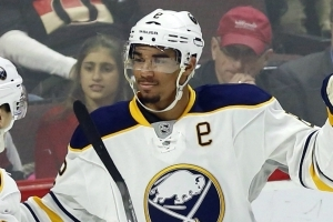 Sabres trade forward Evander Kane to Sharks