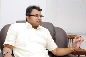 Karti Chidambaram Arrested By CBI In Money Laundering Case