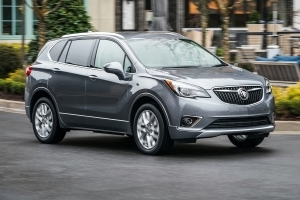 2019 Buick Envision First Drive: Disposer Closer
