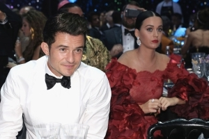 Katy Perry et Orlando Bloom, de nouveau en couple