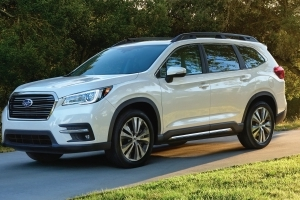 The 2019 Subaru Ascent Can Tow 5,000 Pounds and Seat up to Eight