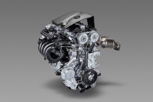 Toyota claims record-setting efficiency for new engine