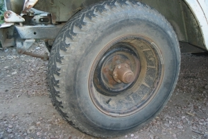 Moore's 4x4 Tire Law: Bigger, Better, and Better Be Bigger
