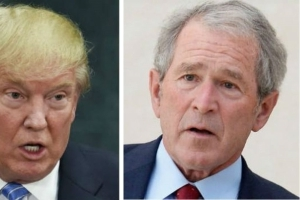 Trump hits Bush: Invading Iraq 'the single worst decision ever made'