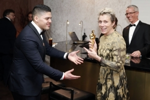 Man Arrested for Stealing Frances McDormand's Best Actress Oscar