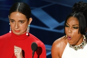 Tiffany Haddish and Maya Rudolph's Oscars Bit Proves They Need to Make a Film Together ASAP