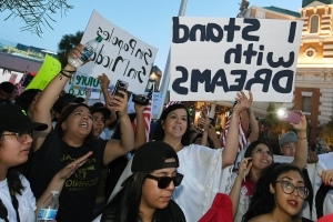 With no permanent fix by DACA deadline, Dreamers amp political mobilization