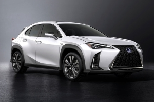 2019 Lexus UX First Look