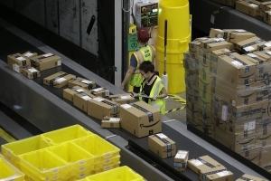 Amazon's secret weapon to guarantee faster delivery times
