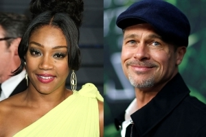 Brad Pitt, son pacte sexuel secret avec l'actrice Tiffany Haddish