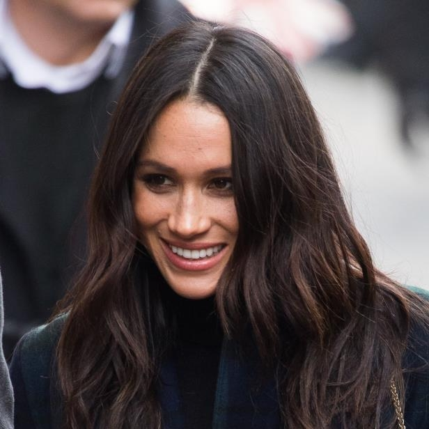 Meghan Markle Hair Color