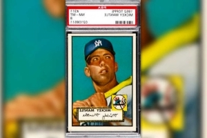 Mickey Mantle rookie card expected to break record, estimated $3.5 million