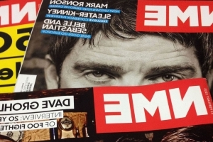 NME, Iconic British Music Weekly, Kills Print Edition After 66 Years