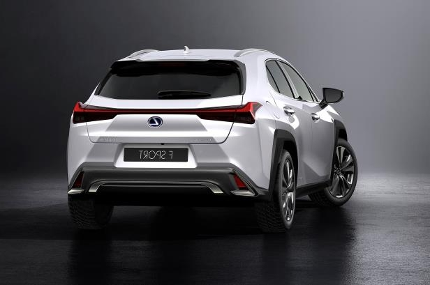 Slide 20 of 56: 2019-Lexus-UX-250h-rear-three-quarter-01.jpg