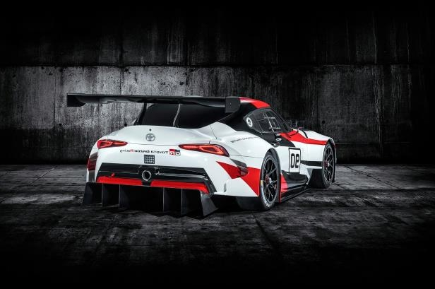 Slide 23 of 52: Toyota-GR-Supra-Racing-Concept-rear-three-quarter-tow-hook.jpg