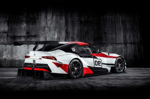 Slide 25 of 52: Toyota-GR-Supra-Racing-Concept-rear-three-quarter-02.jpg