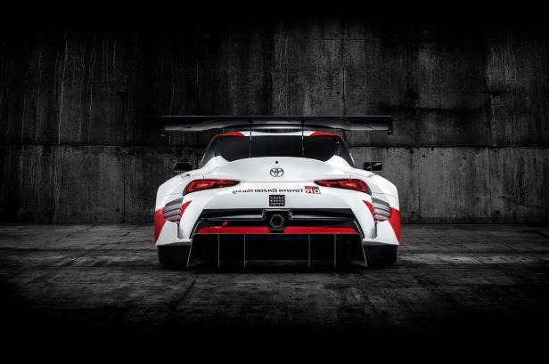 Slide 31 of 52: Toyota-GR-Supra-Racing-Concept-rear-02.jpg