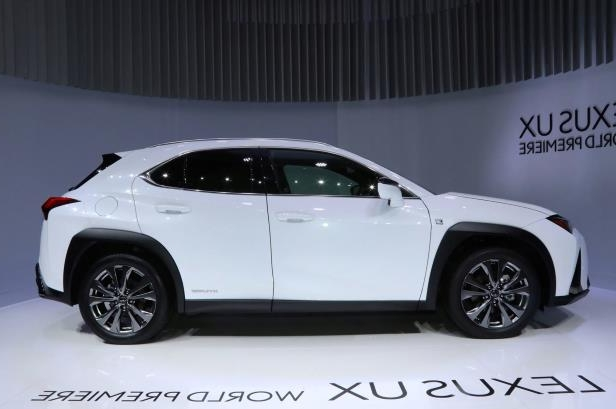 Slide 4 of 56: 2019-Lexus-UX-side-view.jpg