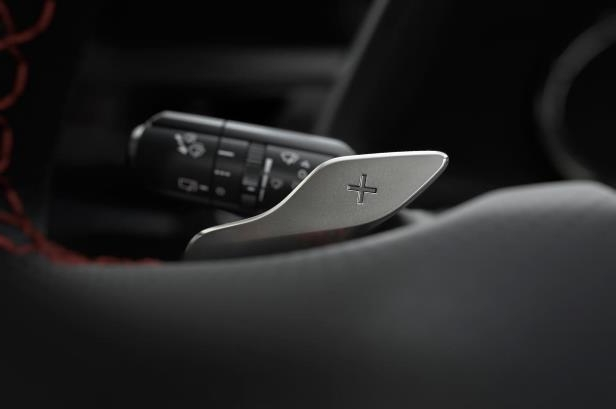 Slide 42 of 56: 2019-Lexus-UX-200-paddle-shifter.jpg