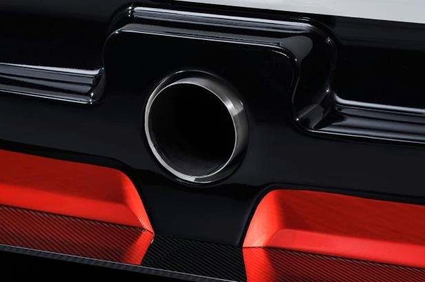 Slide 51 of 52: Toyota-GR-Supra-Racing-Concept-exhuast-pipe-01.jpg