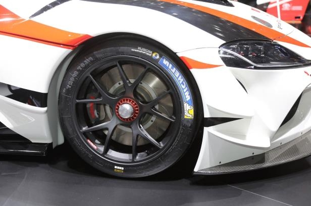 Slide 7 of 52: Toyota-GR-Supra-Racing-Concept-wheel.jpg