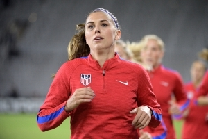 Alex Morgan Is the Lone American in the 2017 FIFPro Women's World XI