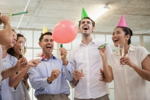 How to avoid disaster at the office party