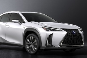 Lexus Unveils New UX Compact Crossover in Geneva to Attract 'Gateway' Buyers