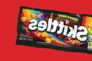 Spicy Skittles Are Now In Stores