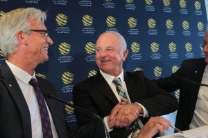 Construction sites to Socceroos top job: The rise of Graham Arnold