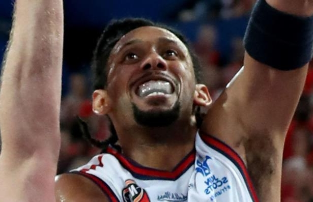 Josh Childress used all of his wiles to drag the Adelaide 36ers to a famous come-from-behind win in Perth.