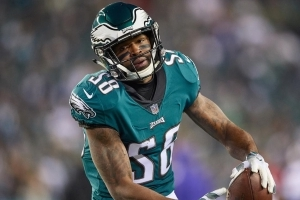 Report: Eagles Trade WR Torrey Smith to Panthers for CB Daryl Worley