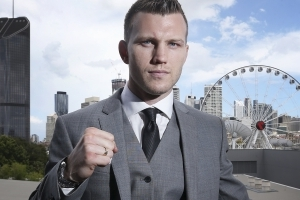 Horn confident of title win over Crawford