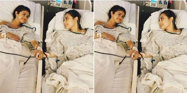 Selena Gomez 'could have died' following kidney transplant, says Francia Raisa