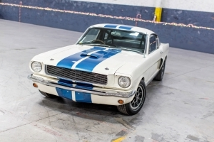 Carroll Shelby's Personal 1966 GT350H Fastback Goes to Auction