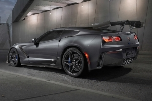 First Production 2019 Chevrolet Corvette ZR1 Heads to Auction Block for Charity