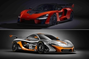 Refreshing or Revolting: McLaren Senna vs. P1 GTR