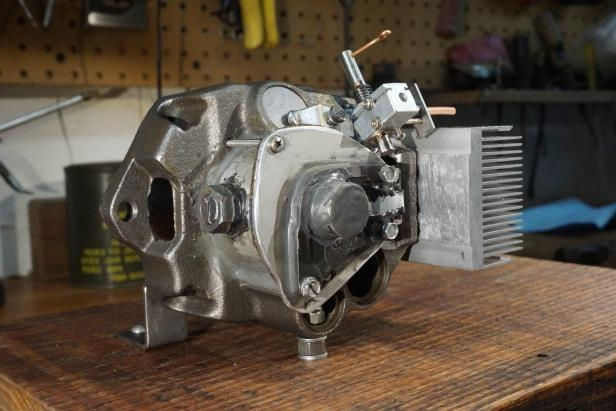 Enthusiasts: HOT ROD Anything – Frankenstein's Two-Stroke