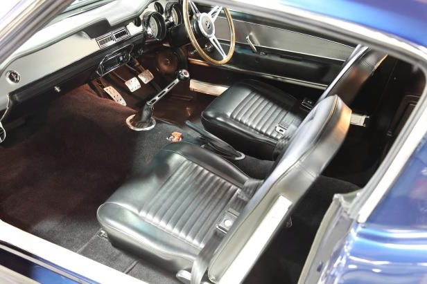 Slide 15 of 19: 1967-mustang-interior-black.jpg