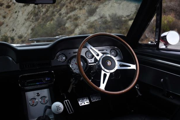 Slide 37 of 50: Shelby-GT-500CR-dashboard-01.jpg