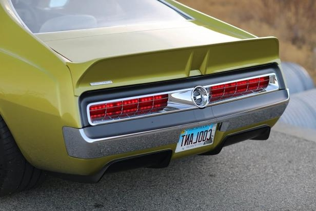 Slide 5 of 38: 022-1972-AMC-Javelin-AMX-Ringbrothers-taillights-bumper.jpg